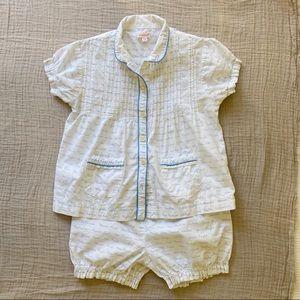 GOCCO • Cotton PJ for Girl